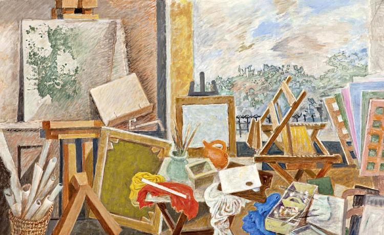 На аукционе Bonhams выставят на продажу работы греческих художников