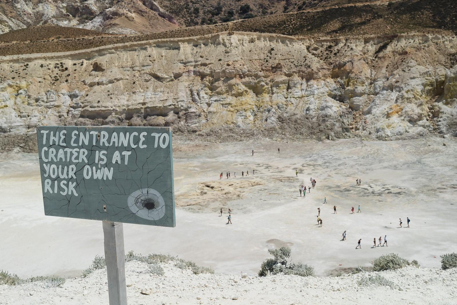 Нисирос. Что посмотреть и где отдохнуть на вулканическом острове?