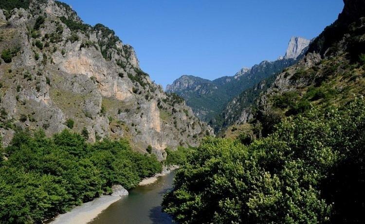 5 греческих геопарков вошли в новую программу ЮНЕСКО