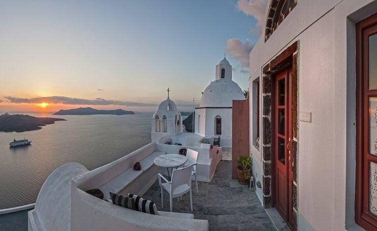 Два исторических отеля Греции — в числе лучших в Европе