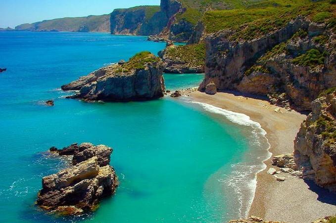 21 греческий пляж, на котором вы почувствуете себя как в сказке