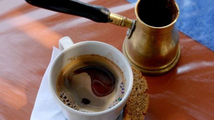 Кофе по-гречески – секрет долголетия