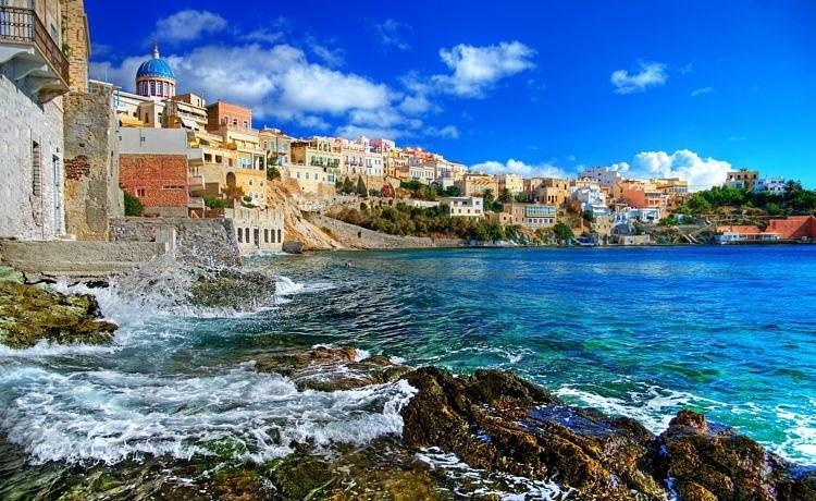 Греция готова к приёму туристов, которые выберут её вместо Турции