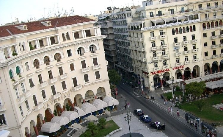 Салоники: отельеры города оптимистично настроены на сезон-2016