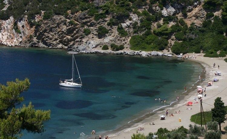Остров Скирос — номинант премии Natura 2000