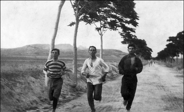 Первые Олимпийские Игры в Афинах 1896 года