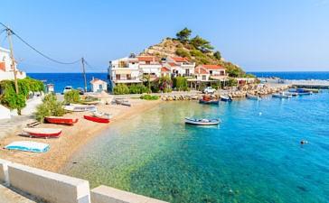 Греческий остров — в числе скрытых сокровищ Европы