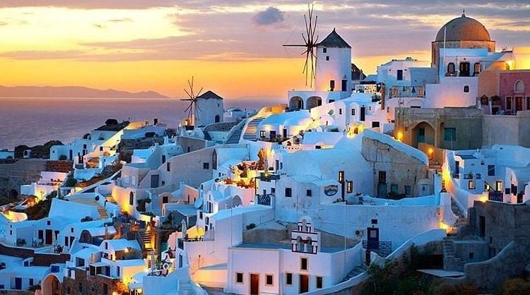 Россияне выбирают отдых на Кипре и в Греции
