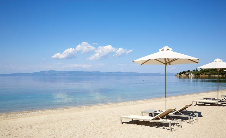 Открытие уникального курорта Miraggio Thermal Spa Resort на п-ове Халкидики в Греции