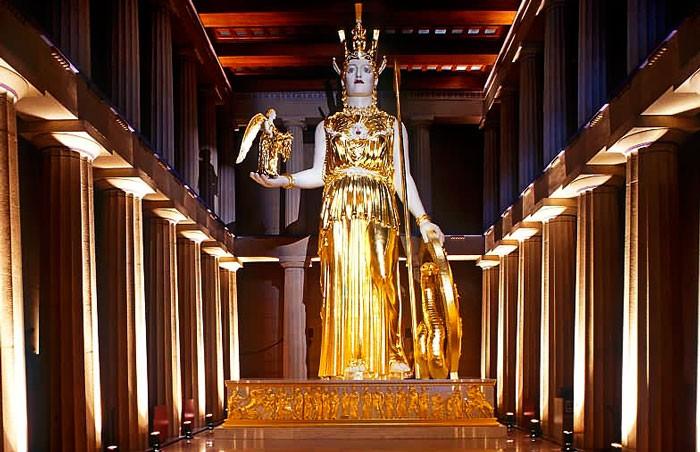 Парфенон в Афинах. Где находится, история, цены