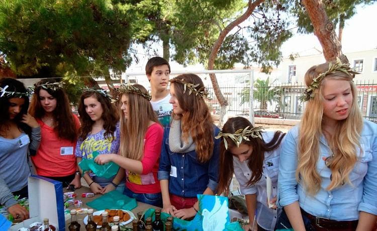 Фестиваль Краниди откроет секреты оливок и оливкового масла