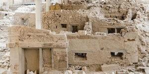 Археологические памятники Санторини