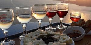 Индивидуальный винный тур на Санторини
