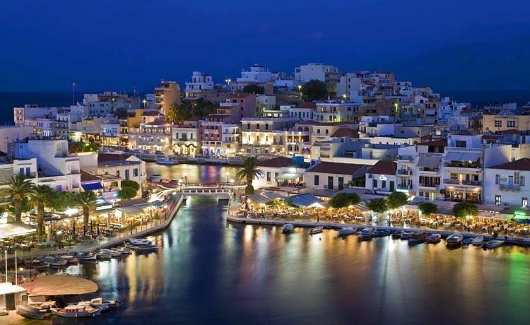 Агиос Николаос. Самый нетипичный город Крита