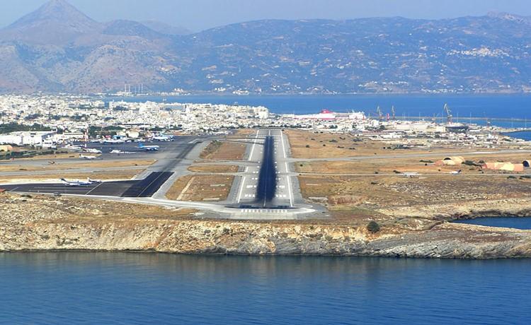 Аэропорты Крита