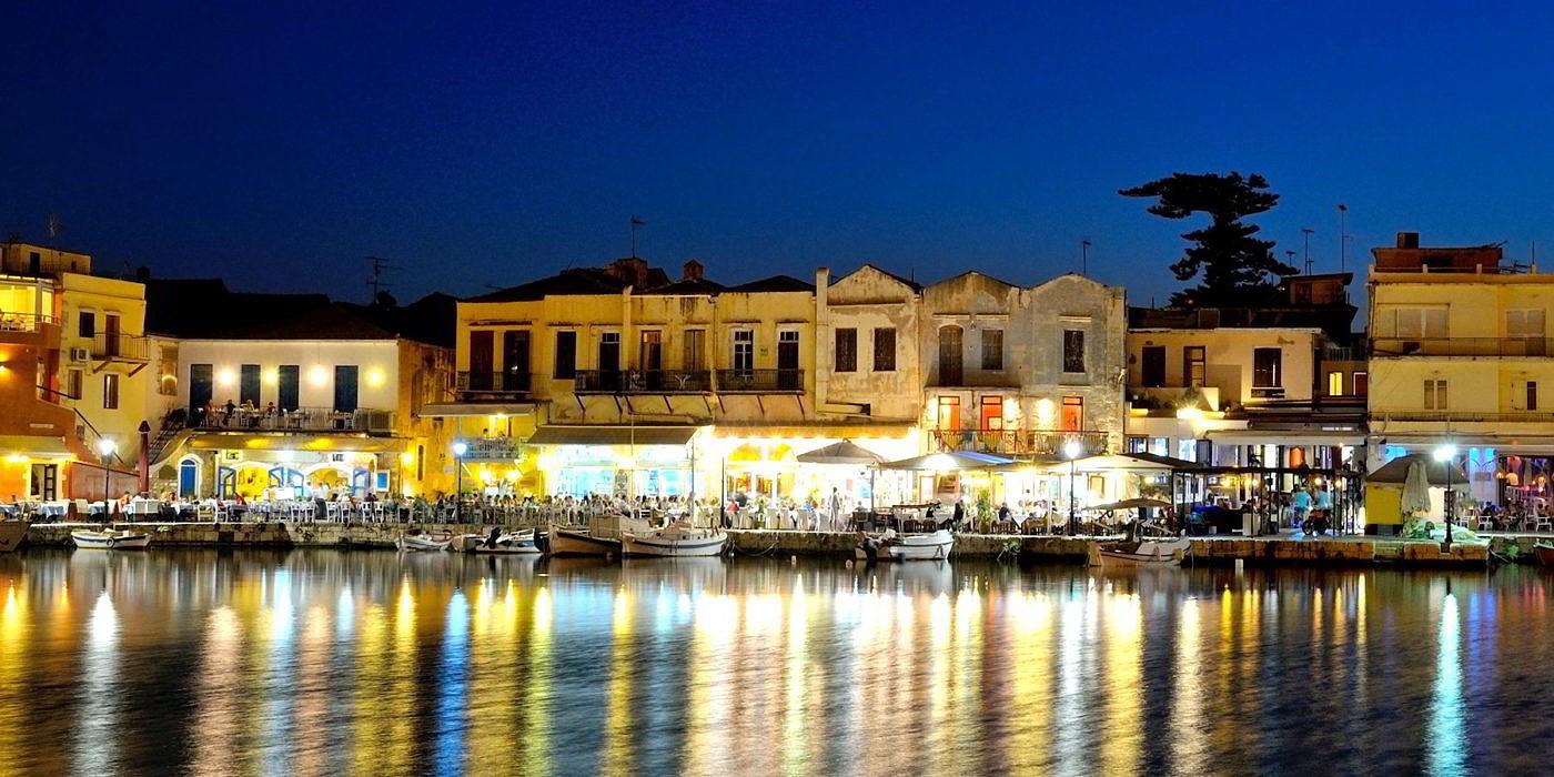 Ретимно: подари себе потрясающий отдых на Крите!
