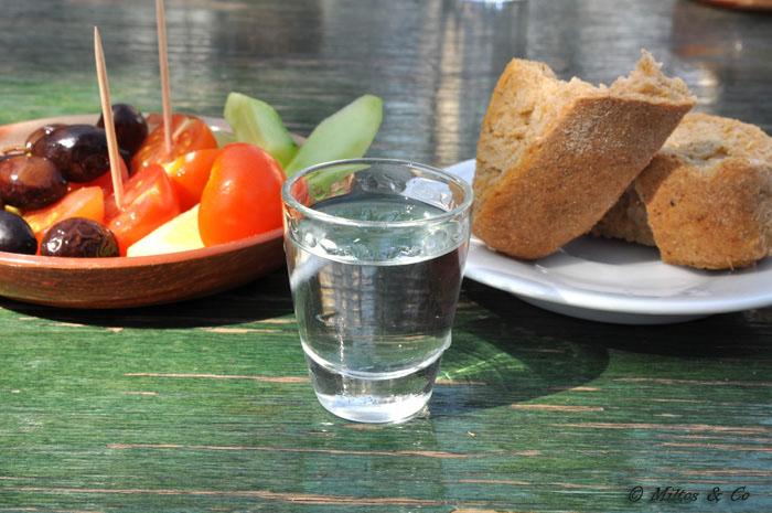 Критская раки - нектар Крита