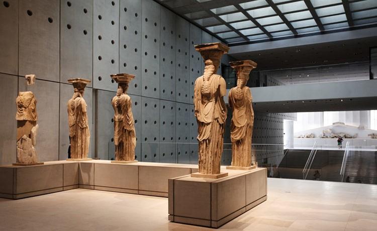 Музей Акрополя отметит 28 октября бесплатным входом для семей