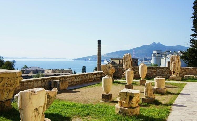 Элефсис получил статус Культурной столицы Европы-2021