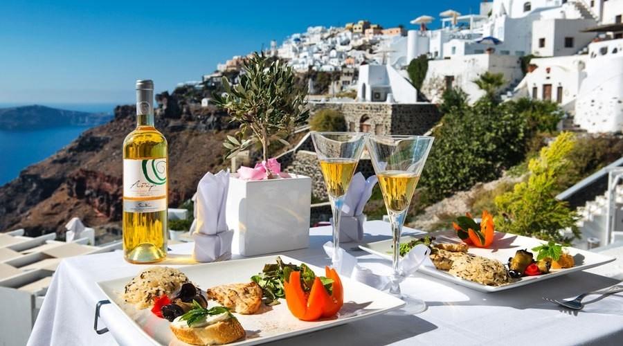 Греческая кухня, еда
