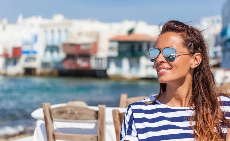 Отдых с пользой: почему греческое море и воздух так благотворно влияют на организм
