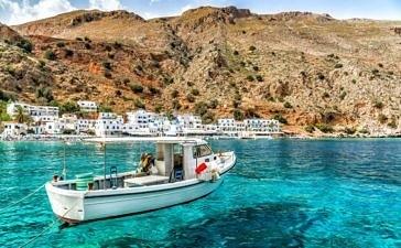 Туры на Крит из Санкт-Петербурга. Что может быть проще?