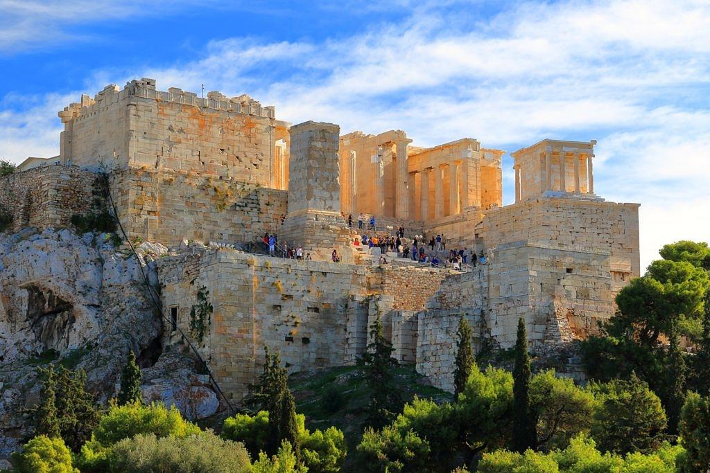 Греция — это не только море и пляжи