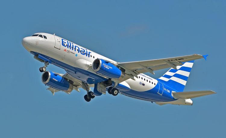 В Грецию на крыльях авиакомпании Ellinair