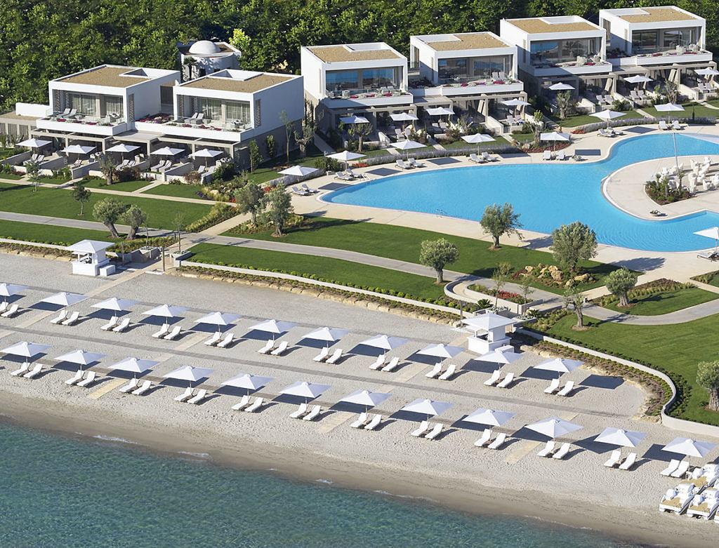 Эксклюзивные предложения от отелей курорта Sani Resort