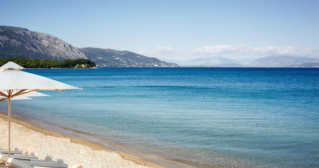 Сеть курортов all-inclusive премиум класса Ikos Resorts открывает новый пятизвездочный отель на острове Корфу!