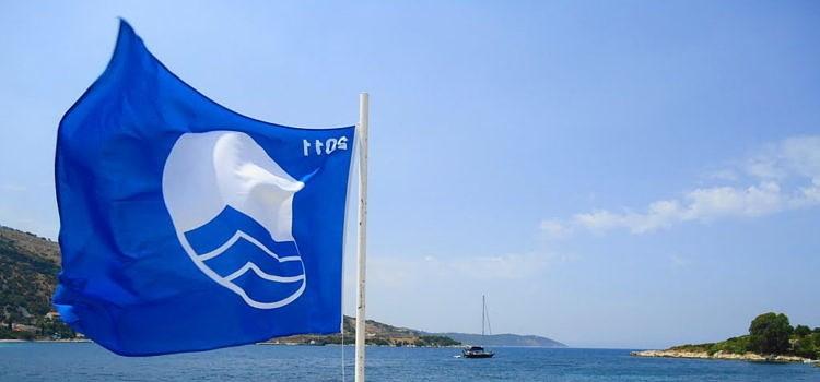 пляж с Голубым флагом Греция
