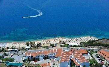 Уранополис - райский город Греции на Хадкидиках