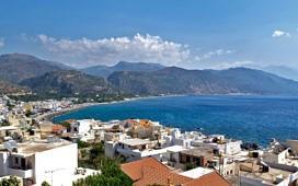 Палеохора Крит