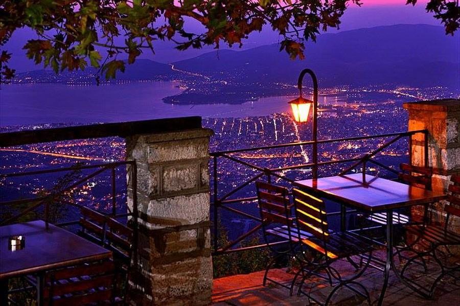 Деревня Макриница - «Горный балкон Пелиона»
