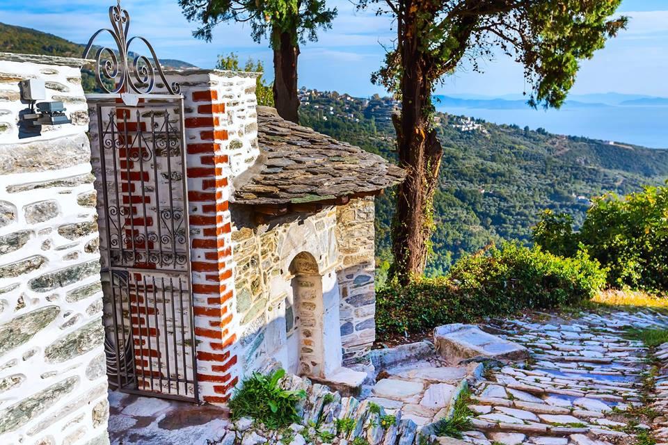Макриница - горный балкон Пелиона 3