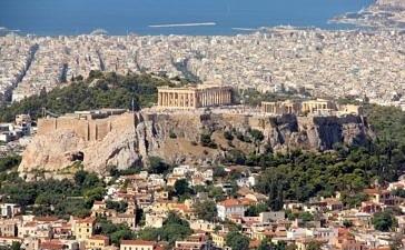 Афины готовятся стать мировой книжной столицей 2018 года