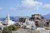 Акротири - тихая деревушка на Санторини