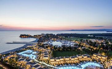 Специальные предложения от отелей курорта Sani Resort