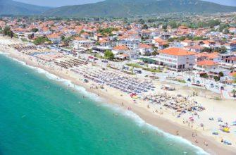 Аспорвальта – спокойный отдых в Греции 1