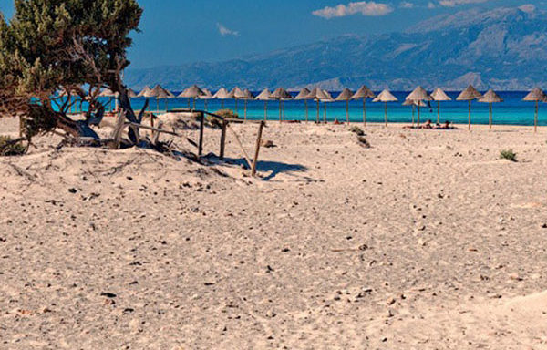 Остров Хриси — тропический рай