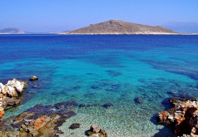 остров Халки 3