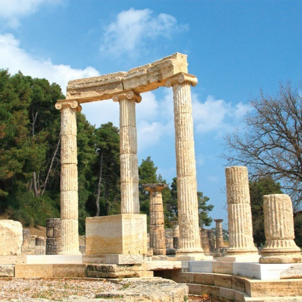 Тайны древней Олимпии