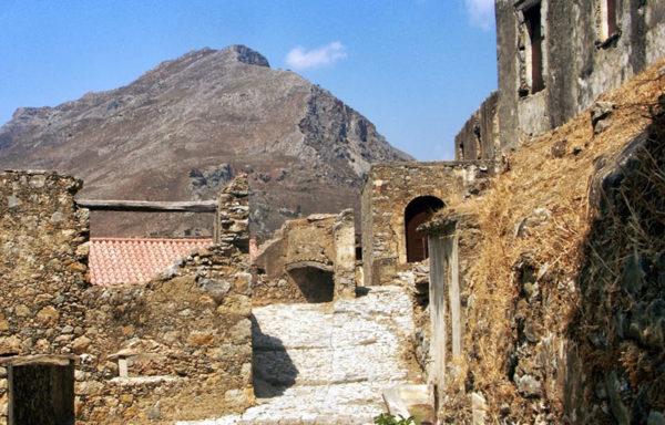 Неизведанный Крит