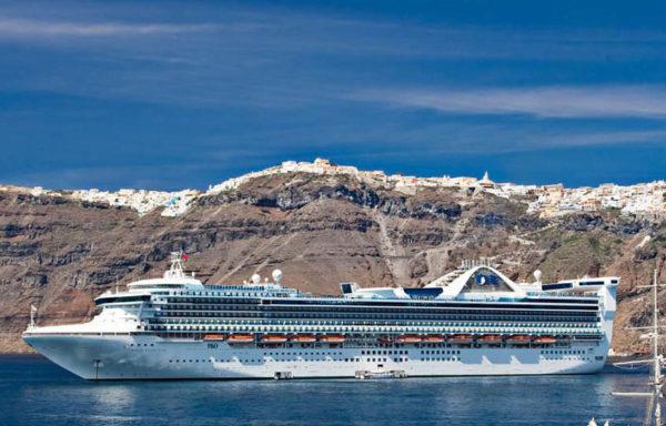 Обзорная экскурсия по Санторини