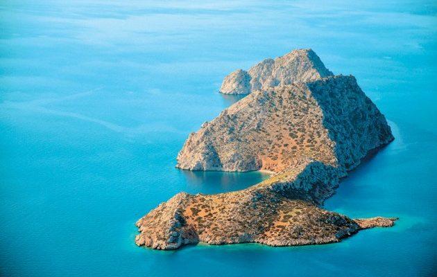 Остров Аготониси в Греции