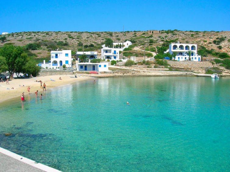 Ираклея остров Греции