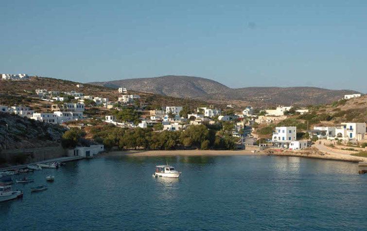 Остров Китнос