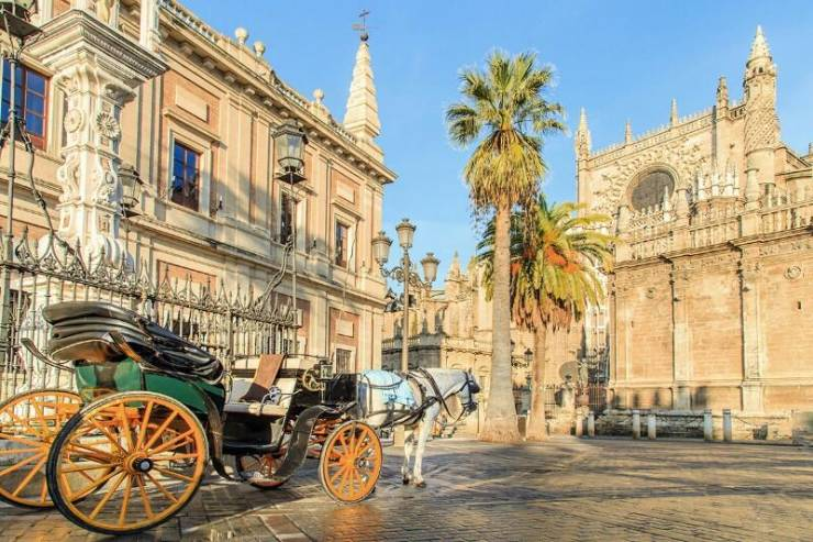 Испания, Севилья