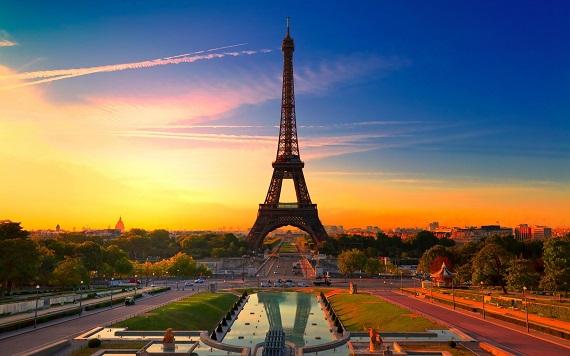 Столица Франции, Париж