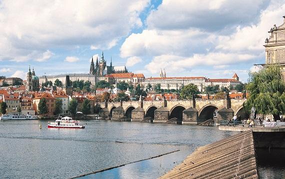 Столица Чехии, Прага